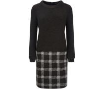W'S Wool Pattern Fleece Dress