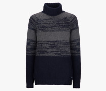 RAGLAN TURTLE NECK
