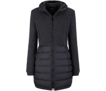 W'S Wool Cotton Nylon Jacket