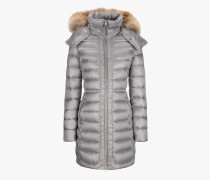 W'S Sundance Coat With FUR