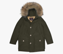 BOY PARKA DETACHABLE FUR