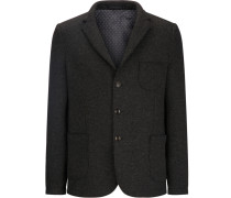 Wool Cotton Blazer
