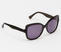 Sonnenbrille Schwarz Damen