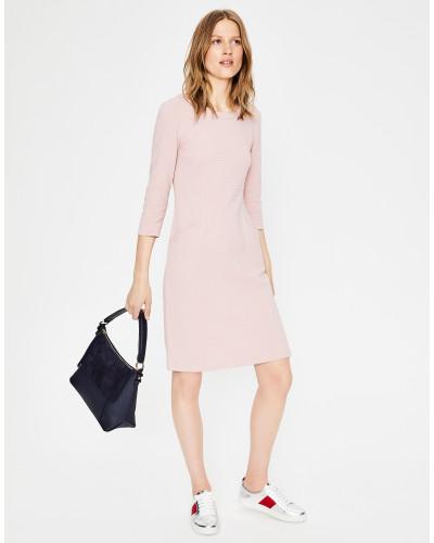 Jasmine Ottoman-Kleid Pink Damen