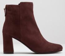 Odette Ankle Boot Lila Damen