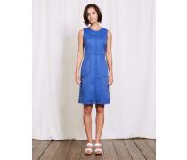 Rosa Kleid Blau Damen