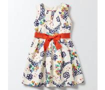 Kleid im Vintage-Design Bunt Mädchen