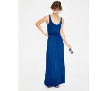 Diana Jersey-Maxikleid Blue Damen