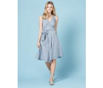 Riviera Kleid Grau Damen Boden
