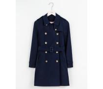 Abingdon Trenchcoat Navy Damen Boden