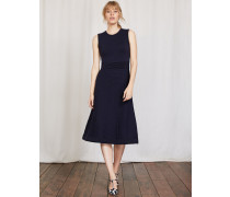 Eleana Strickkleid Navy Damen