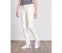 Cavendish Girlfriend-Jeans Ivory Damen
