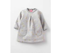Gemütliches Sweatshirt-Kleid Grau Baby Boden