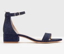 Maxine Schuhe mit Blockabsatz Blue Damen