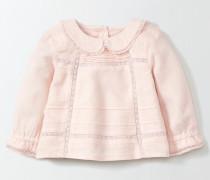 Hübsches Weboberteil Pink Baby Boden