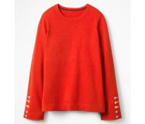 Caprice Pullover Red Damen
