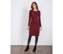 Gisele Kleid aus Ponte-Roma-Jersey Purple Damen