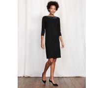 Evie Kleid mit Verzierung Schwarz Damen