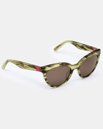 Blair Sonnenbrille Green Damen