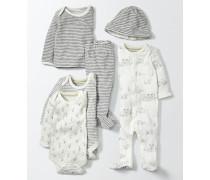 Neues Geschenkset für Babys Elfenbeinfarben Baby Boden