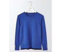 Tilly Pullover Blau Damen
