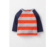 Superweiches Raglanshirt Orange Baby Boden