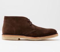 Desert Boots Dunkelbraun Herren Boden