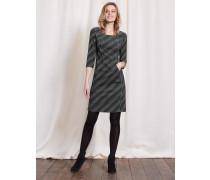 Hannah Kleid mit Ziernaht EMD Damen Boden
