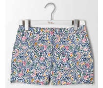 Strukturierte Richmond Shorts Blau Damen