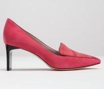 Amber Pumps Pink Damen Boden