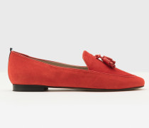 Ines Loafer Red Damen