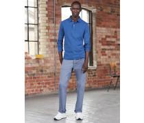 Stretch-Jeans mit geradem Bein Grey Herren