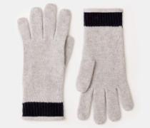 Kaschmir-Handschuhe Silver Damen