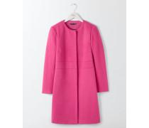 Imelda Mantel Pink Damen