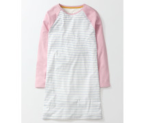 Baseball-Nachthemd Elfenbeinfarben Mädchen Boden