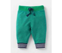 Unverzichtbare Jerseyhose Gr�n Baby Boden
