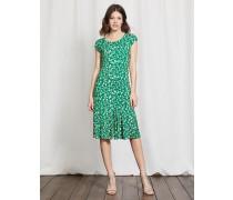 Avril Jerseykleid Grün Damen