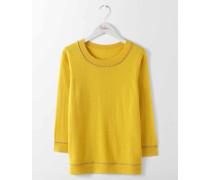 Petronella Pullover Yellow Damen