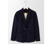 Ellen Baumwoll-blazer Navy Damen