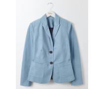 Oxfordshire Cordblazer Blue Damen