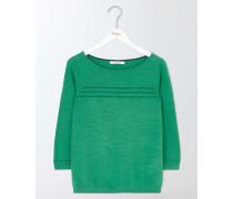 Ava Pullover Grün Damen