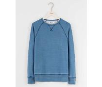 Indigo Sweatshirt Blau Herren Boden