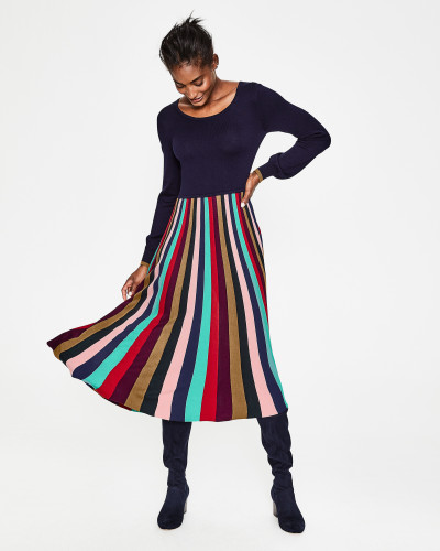 Margie Kleid Multi Damen