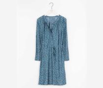 Audrey Kleid Blau Damen