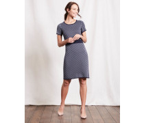 Zoe Strickkleid Navy Damen