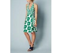 St Lucia Ponte-Kleid Grün Damen