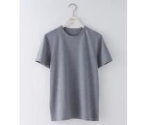 Vorgewaschenes T-Shirt Grau Herren Boden
