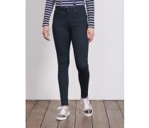 Mayfair Bi-Stretch-Jeans Indigoblau Damen