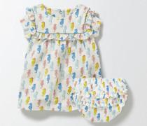 Hübsch gemustertes Jerseykleid Bunt Baby Boden