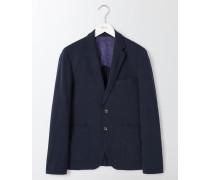 Brunel Piqué-Blazer Navy Herren